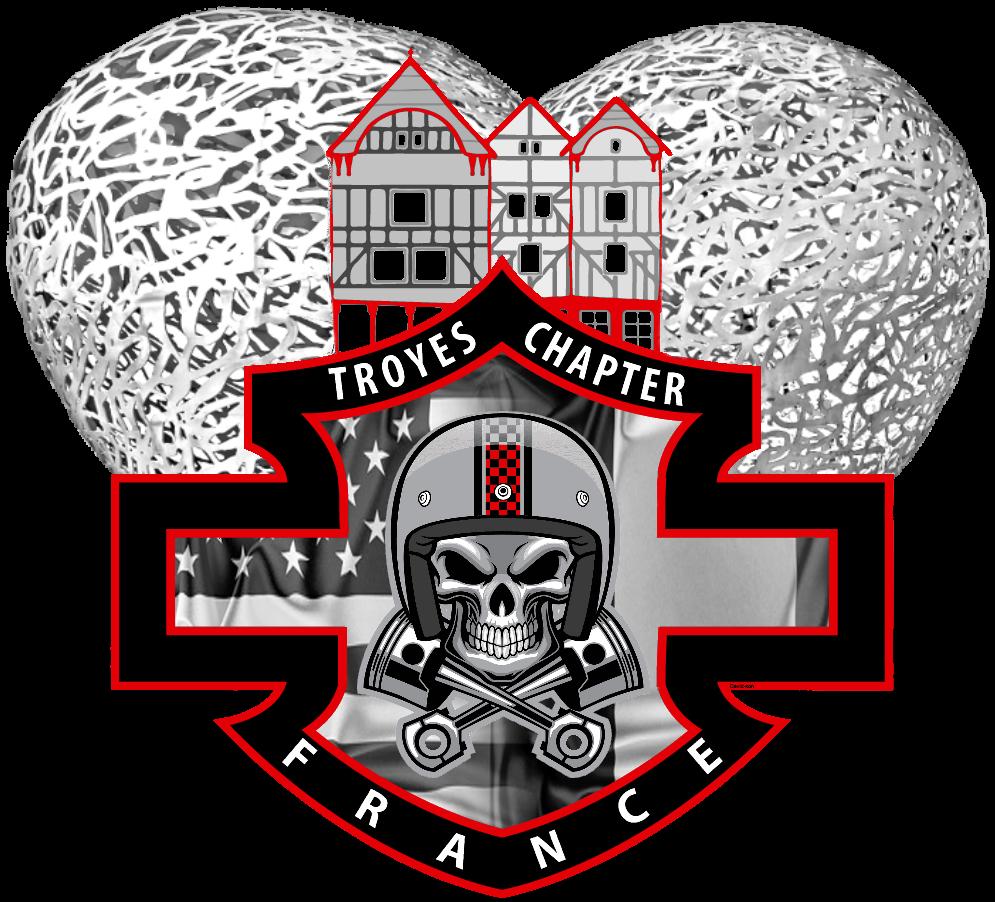 logo troyes chapter france