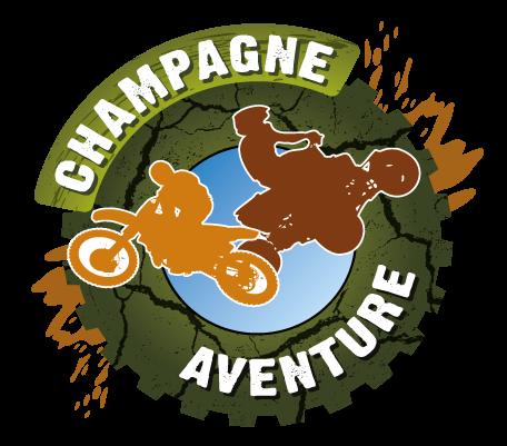 logo partenariat Champagne aventure